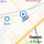 ЩИТ на карте Комсомольска-на-Амуре