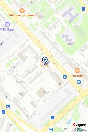 АПТЕКА ТЦ МЕРИДИАН на карте Комсомольска-на-Амуре