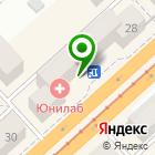 Местоположение компании ШТИЛЬ
