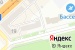 Схема проезда до компании Платежный терминал, Восточный экспресс банк, ПАО в Комсомольске-на-Амуре