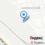 Амурский бройлер на карте Комсомольска-на-Амуре
