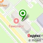 Местоположение компании CDEK