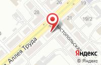 Схема проезда до компании Логос в Комсомольске-На-Амуре