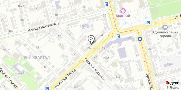 Квартирный вопрос. Схема проезда в Комсомольске-на-Амуре