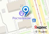 Центр специальной связи ФГУП на карте
