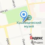 Время перемен на карте Комсомольска-на-Амуре
