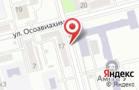 Схема проезда до компании Торговая Фирма «Пирамида» в Комсомольске-На-Амуре