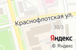 Схема проезда до компании Хлебозавод №3 в Комсомольске-на-Амуре