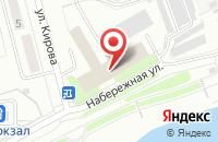 Схема проезда до компании Бизнес - Эффект в Комсомольске-На-Амуре