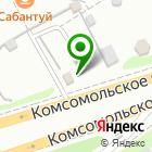 Местоположение компании ПодкреПицца