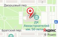 Схема проезда до компании Арт Центр в Комсомольске-На-Амуре