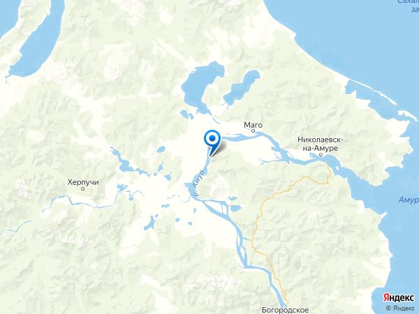 село Тахта на карте