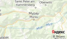Отели города Мурау на карте