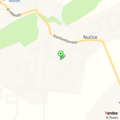 Základní škola Nučice na mapě