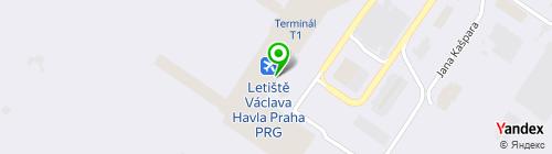 Městská policie, Letiště Václava Havla