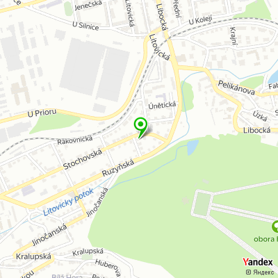 Restaurace Kasta na mapě