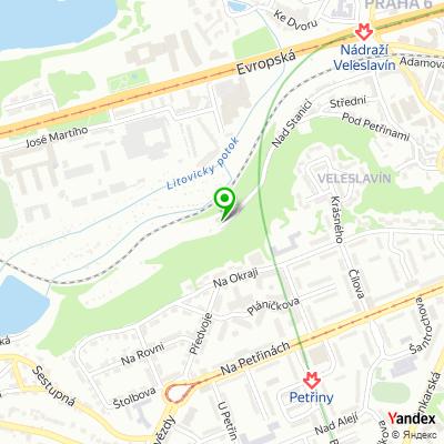 Autocentrum Smart centrum na mapě