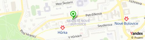 Úřad městské části, Praha 13