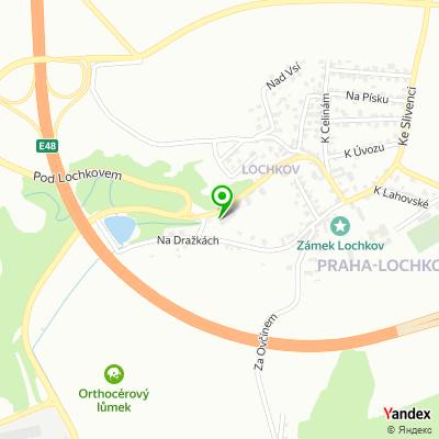 Dopravní společnost JIMI DLOUHÝ na mapě