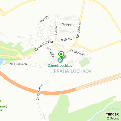 Úřad městské části, Praha-Lochkov na mapě