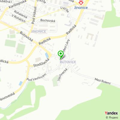 Základní škola Waldorfská na mapě