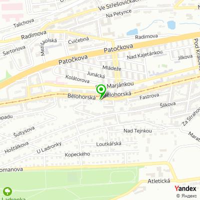 Raiffeisenbank, a.s. na mapě