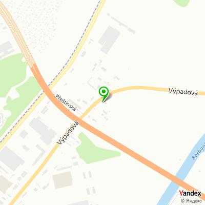 Obchod Prague Marine na mapě