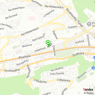 Minimarket Aida na mapě