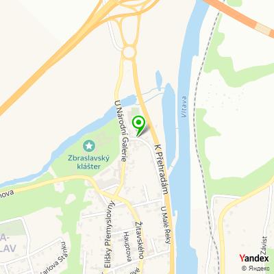 Restaurace Barabizna na mapě