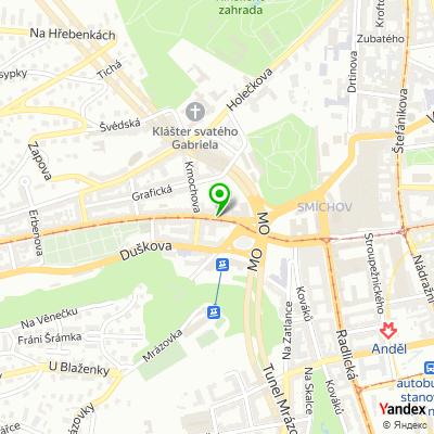 Penzion Easy Journey na mapě