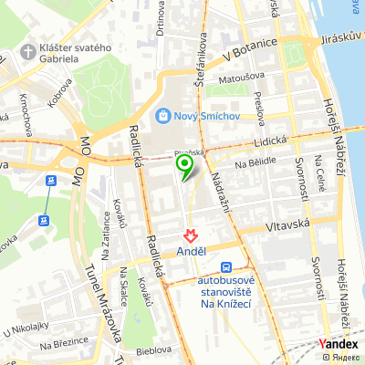 Obchod PlayCentrum na mapě