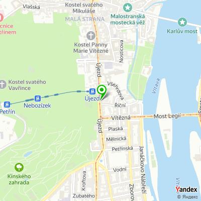 Hotel Roma na mapě