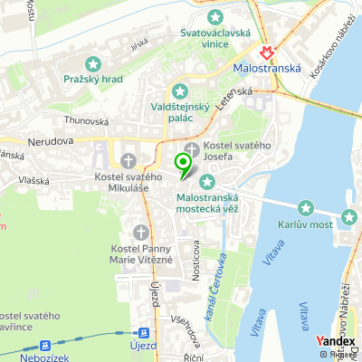 Restaurace U Černého orla na mapě