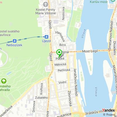 Aparthotel Hunger Wall Residence na mapě