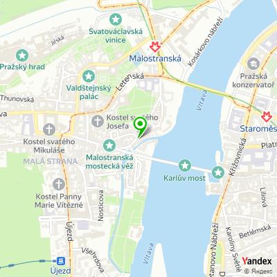 Galerie Peron na mapě