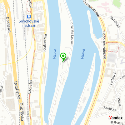 Restaurace Cinda na mapě