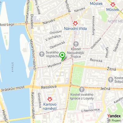 Čajovna Buddha na mapě