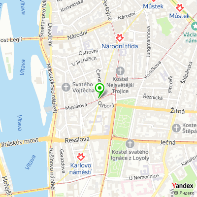 Tisková agentura PP Agency na mapě