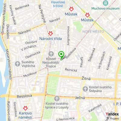 Sberbank, a.s. na mapě