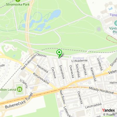 Restaurace Zdezim na mapě
