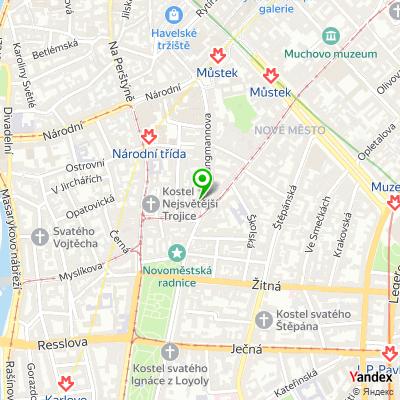 Obchod Samsonite Rady na mapě
