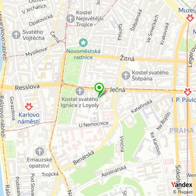 Obchod Perfect Complete Service na mapě