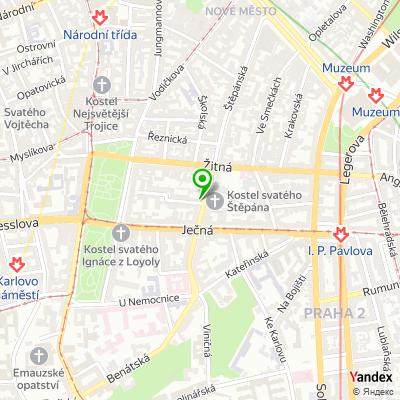 Společnost Prolex Group na mapě