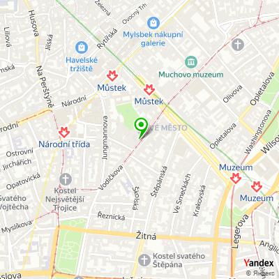 ROSSMANN drogerie parfumerie na mapě