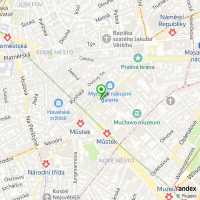 Cestovní agentura Premiant City Tour na mapě