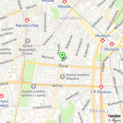 Salon krásy Montée na mapě