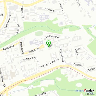 Komunitní centrum Krok na mapě