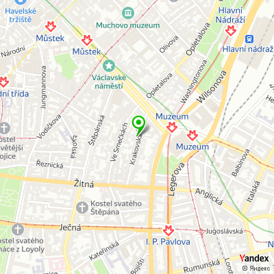 Realitní kancelář Tonza Reality na mapě