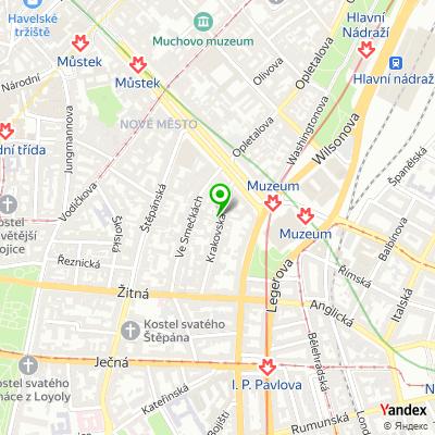 Cestovní kancelář VIOLA travel na mapě