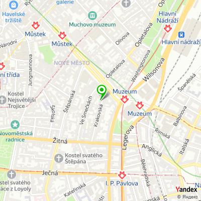 Společnost Rilancio na mapě